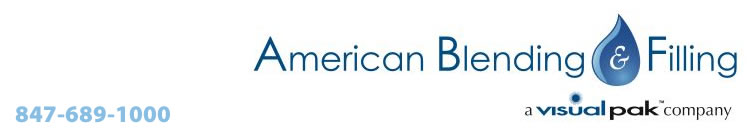 American Blending & Filling ... A Visual Pak Company